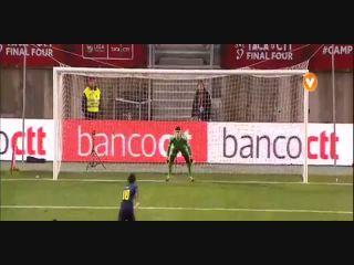 Resumo: Sporting Braga 0-1 Moreirense (29 Janeiro 2017)