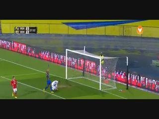 Resumo: Real 0-3 Benfica (14 December 2016)