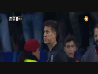 Resumo: Gafanha 0-3 Porto (15 October 2016)