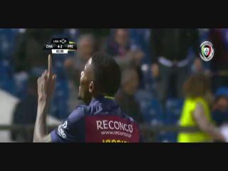 Chaves 4-2 Paços de Ferreira - Golo de Jorginho (83min)