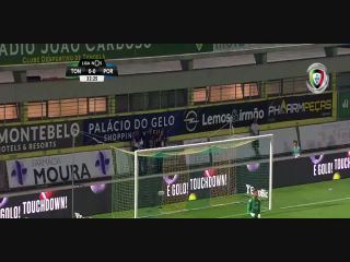 Resumo: Tondela 0-1 Porto (13 Agosto 2017)