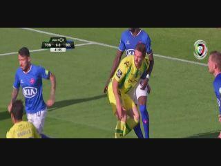 Resumo: Tondela 2-0 Belenenses (22 Outubro 2017)
