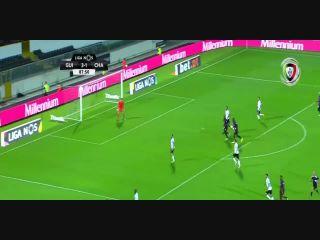 Vitória Guimarães 3-2 Chaves - Golo de Willian (88min)