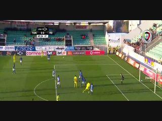 Summary: Tondela 3-1 Feirense (14 January 2018)