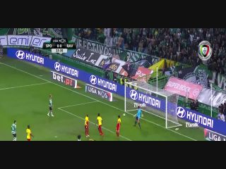 Resumen: Sporting 2-0 Rio Ave (18 March 2018)