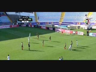 Chaves 4-1 Marítimo - Golo de Pedro Tiba (37min)