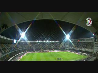 Resumo: Vitória Guimarães 1-0 Feirense (11 Dezembro 2017)