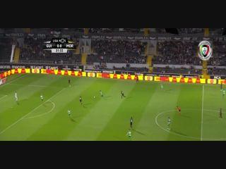 Resumo: Vitória Guimarães 1-0 Moreirense (27 Abril 2018)