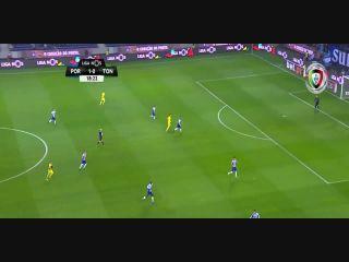 Resumo: Porto 1-0 Tondela (19 Janeiro 2018)