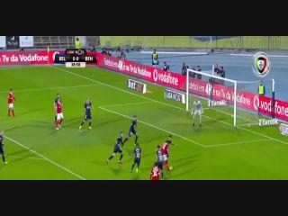 Resumo: Belenenses 1-1 Benfica (29 Janeiro 2018)
