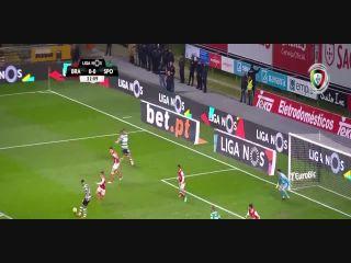 Resumo: Sporting Braga 1-0 Sporting CP (31 Março 2018)