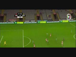 Resumo: Sporting Braga 3-0 Moreirense (9 Março 2018)