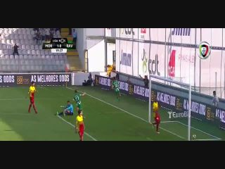 Summary: Moreirense 2-1 Rio Ave (22 April 2018)