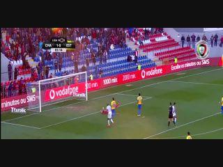 Chaves 2-0 Estoril - Golo de Matheus Pereira (84min)