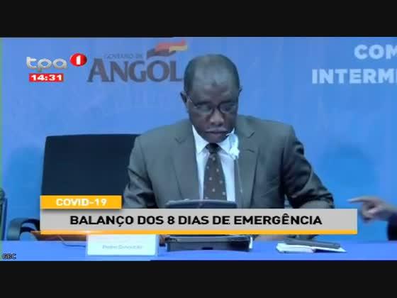 Destaques do Jornal da Tarde 03.04.2020