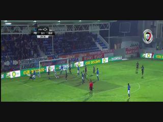 Resumo: Feirense 1-2 Vitória Guimarães (28 Janeiro 2019)