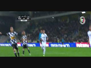 Resumo: Boavista 0-0 Vitória Guimarães (3 Novembro 2018)