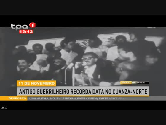 """João Luís Soares """"Nacionalista"""" memórias do 11 de Novembro"""