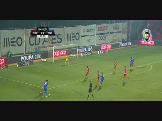 Resumo: Desportivo Aves 0-1 Porto ()