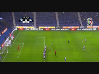 Resumo: Porto 3-0 Belenenses ()