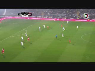 Resumo: Vitória Guimarães 1-1 Sporting Braga ()