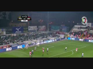 Resumo: Portimonense 1-1 Sporting Braga ()