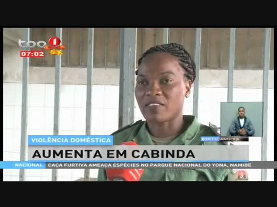 Violência doméstica aumenta em Cabinda