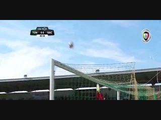 Resumo: Tondela 1-1 Nacional ()