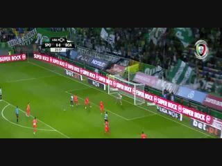 Resumo: Sporting CP 3-0 Boavista (28 Outubro 2018)